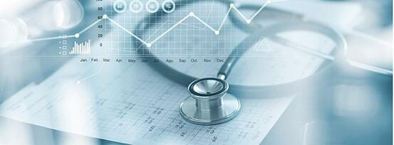 Healthcare business graph image 2 iStock